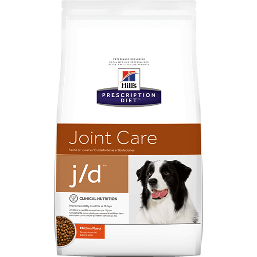 HILL'S PRESCRIPTION DIET CANINO j/d