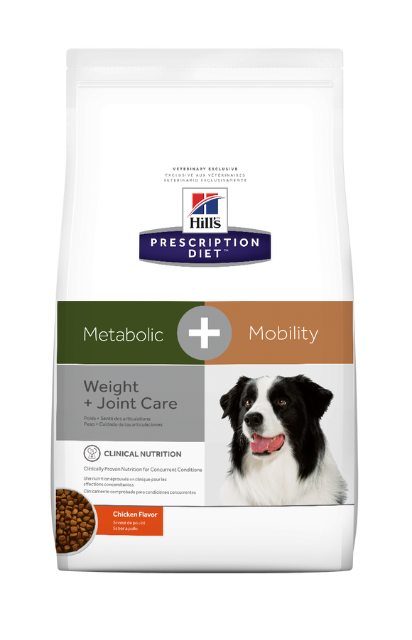 HILL'S PRESCRIPTION DIET CANINO Metabolic + Mobility
