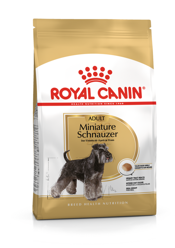 Royal Canin Mini Schnauzer Puppy