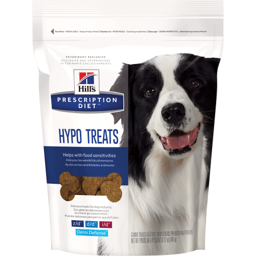 HILL'S PRESCRIPTION DIET CANINO Treats Hypoallergenic