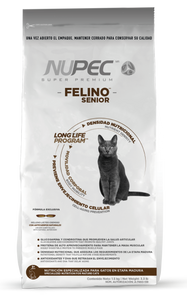 NUPEC FELINO ADULT SENIOR
