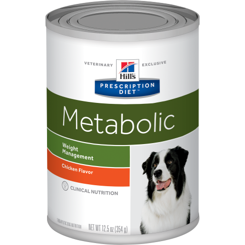 HILL'S PRESCRIPTION DIET CANINO Metabolic (lata)