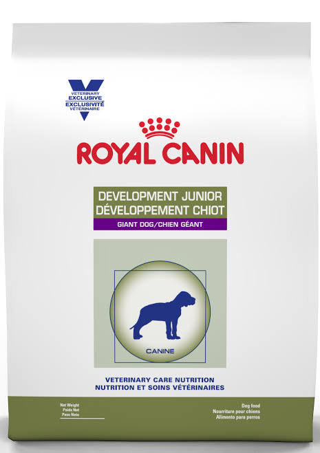 ROYAL CANIN Development Junior Giant Dog