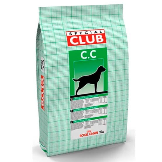 Royal Canin Club CC Dog