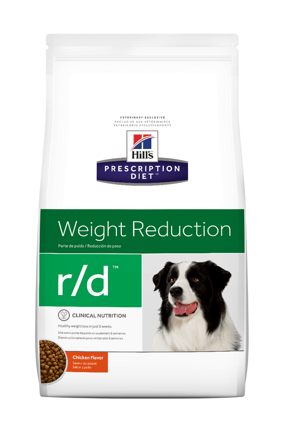 HILL'S PRESCRIPTION DIET CANINO r/d