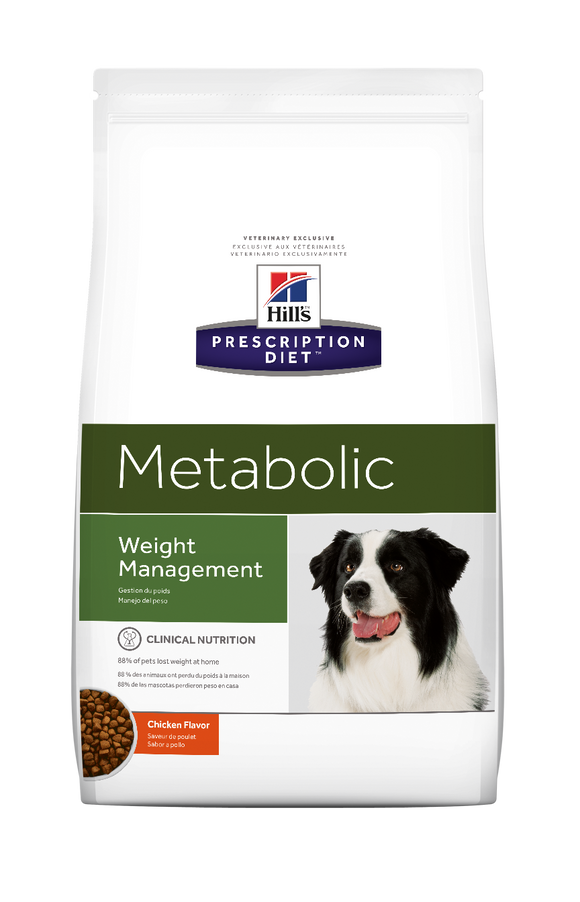 HILL'S PRESCRIPTION DIET CANINO Metabolic