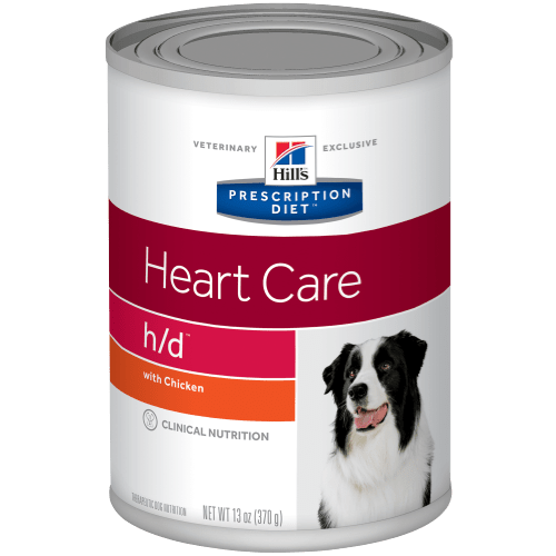 HILL'S PRESCRIPTION DIET CANINO h/d (lata)