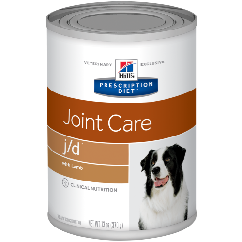 HILL'S PRESCRIPTION DIET CANINO j/d (lata)