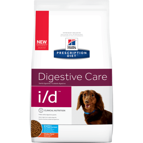 HILL'S PRESCRIPTION DIET CANINO i/d small bites