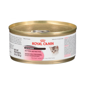 Royal Canin Kitten Instinct Wet Loaf lata