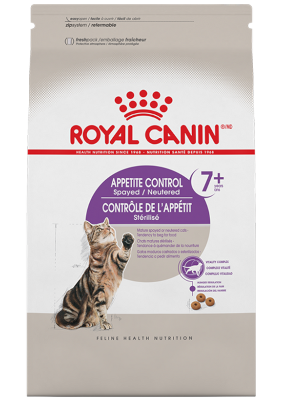 Royal Canin Spayed Neutere App Ctrl