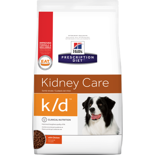 HILL'S PRESCRIPTION DIET CANINO k/d