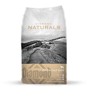 Diamond Naturals - Adulto Light - Sabor Cordero y Arroz