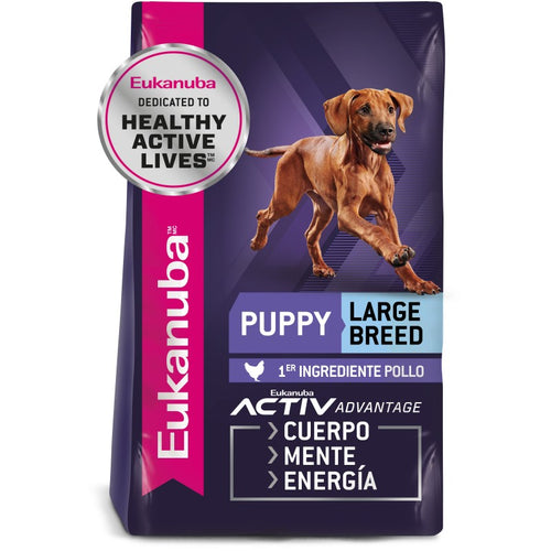 Eukanuba Cachorro- Large Breed