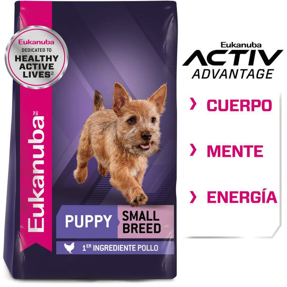 Eukanuba Cachorro- Small Breed