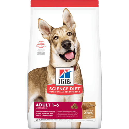 Hill´s Science Diet Canino-Adult Lamb&Rice