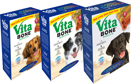Vita Bone Biscuits Flavor