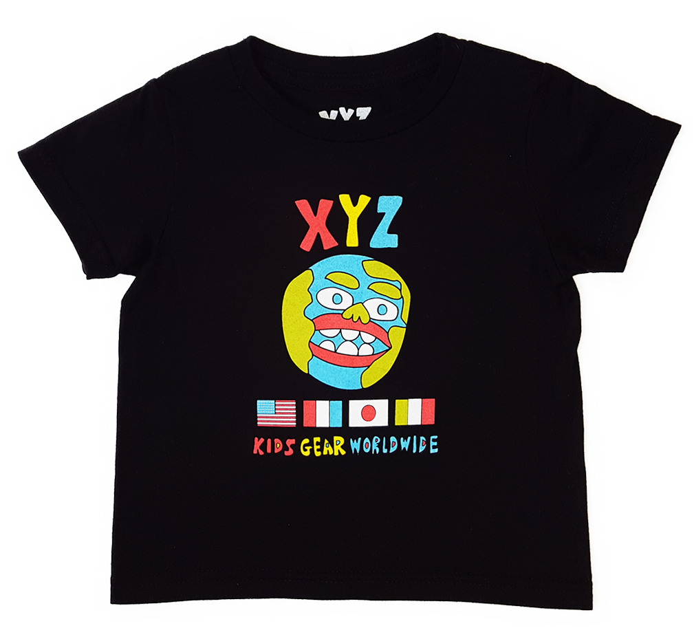 Worldwide Toddler Tee