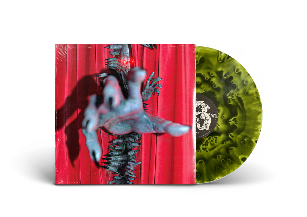 1000 GECS AND THE TREE OF CLUES VINYL (GHOSTLY GREEN)