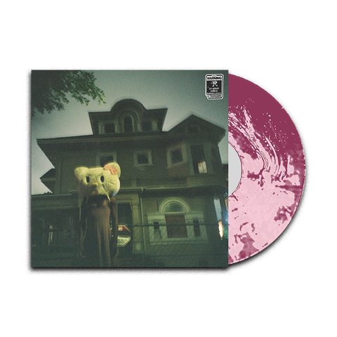 BEST HOUSE ON A BAD BLOCK Vinyl - Galaxy Pink/Purple