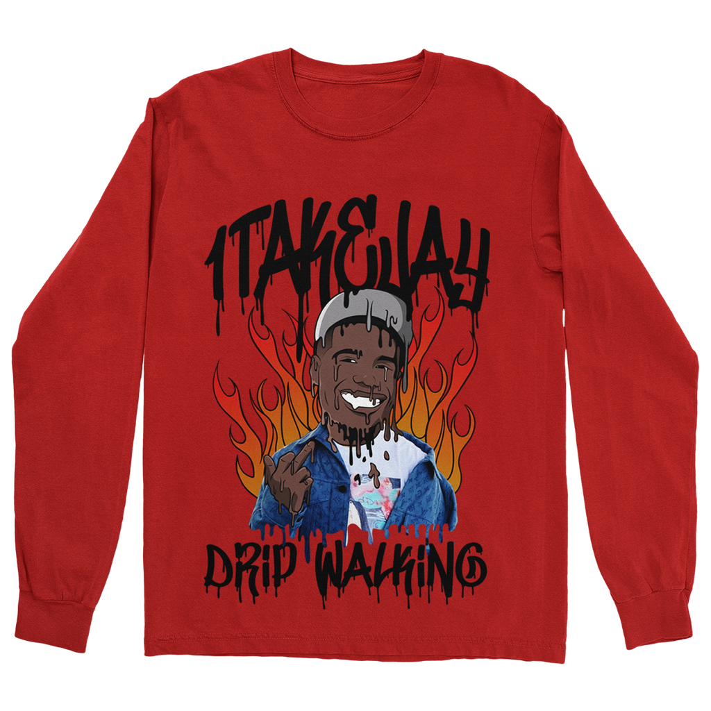 Drip Walking Longsleeve