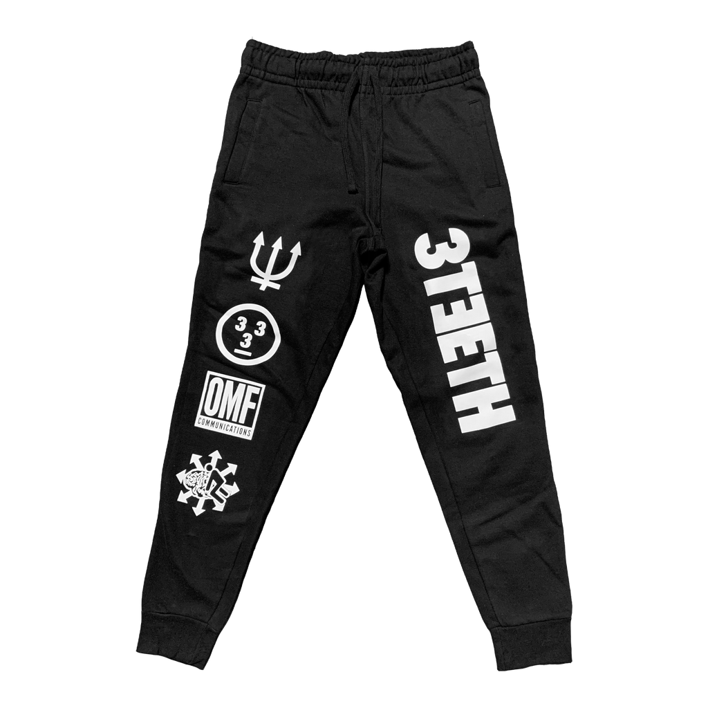 3TEETH Sweatpants