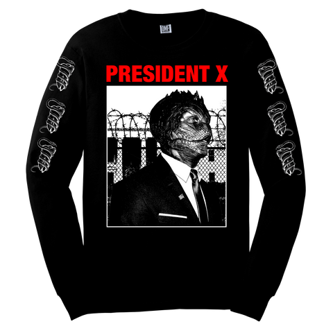 PRESIDENT X LONG SLEEVE