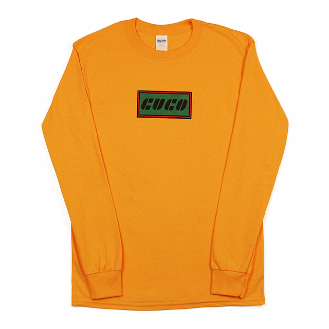 CUCO GOLD LONG SLEEVE