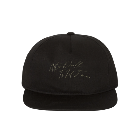 After Death Is Life Forever Hat