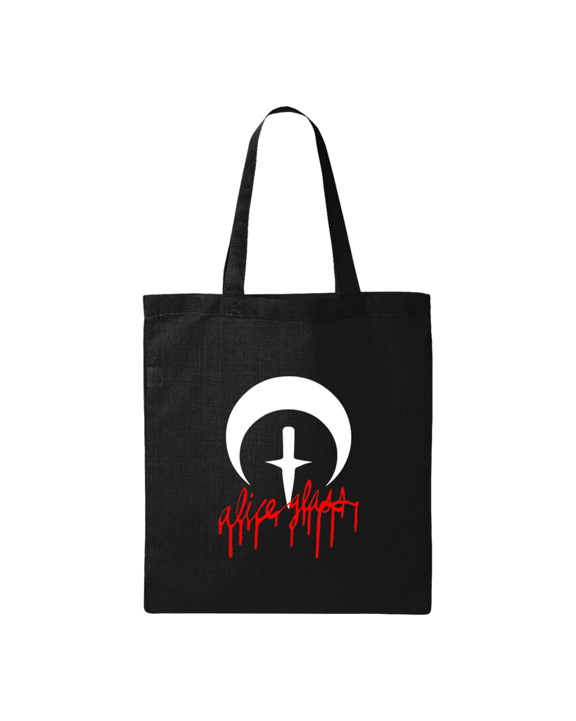 MOON DAGGER TOTE BAG