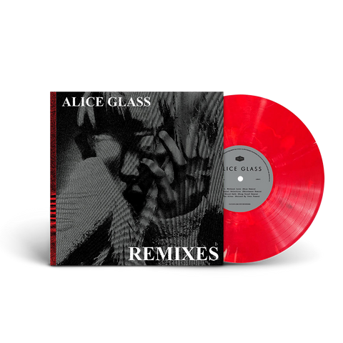 "ALICE GLASS - ""ALICE GLASS"" REMIXES EP LIMITED EDITION 12"" VINYL"