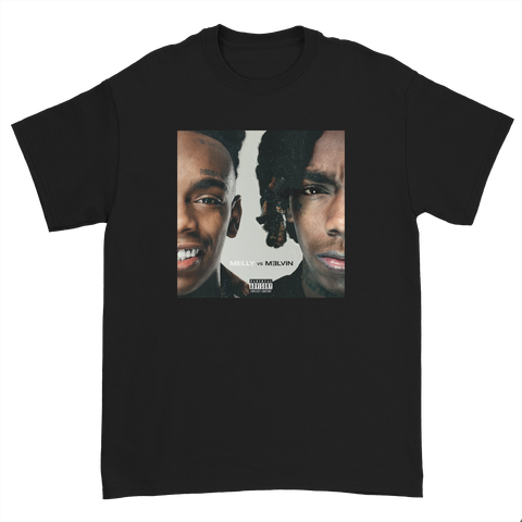 MELLY vs. MELVIN Album Tee + Digital Album