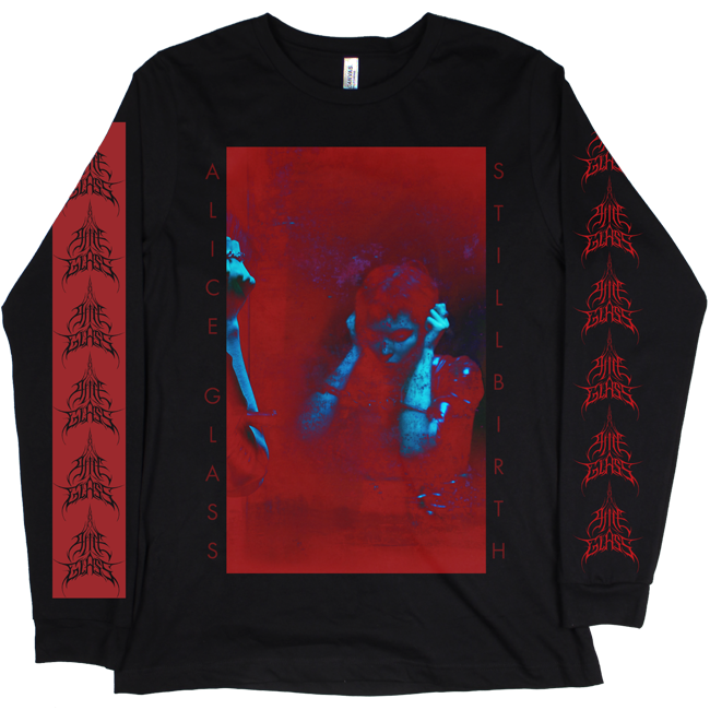 Alice Glass Long Sleeve Tee