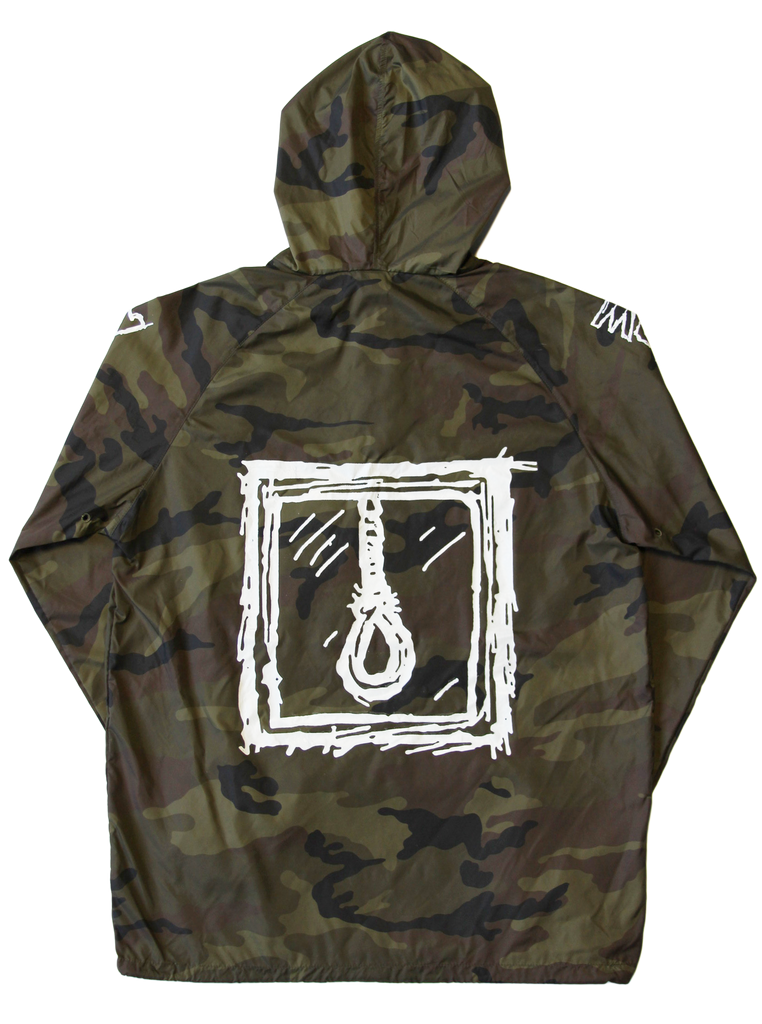 PEEP SHOW WIND BREAKER JACKET