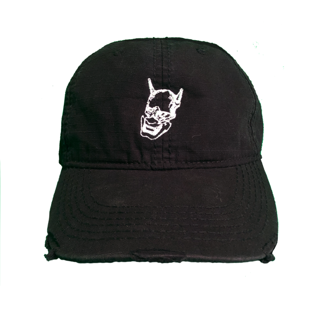 HANYA HAT - Distressed
