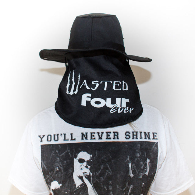 Wasted Four Ever Boonie Hat
