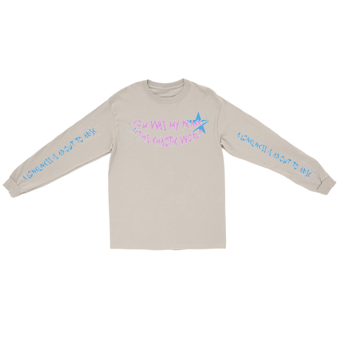 Chaotic World Long Sleeve (Pre-Order)