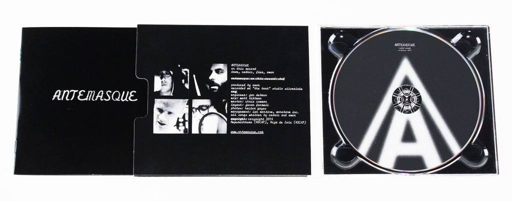ANTEMASQUE SELF-TITLED CD