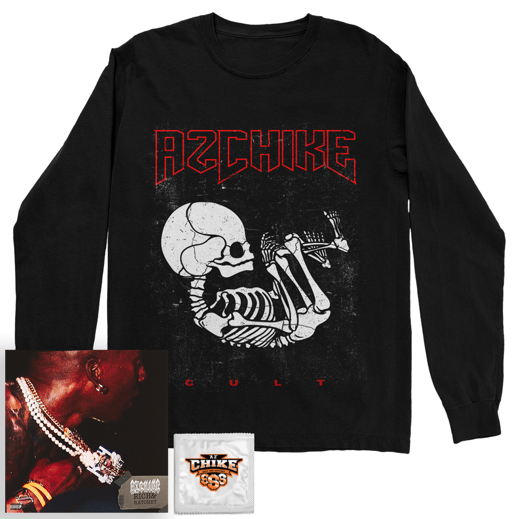 Cult Longsleeve + Digital Mixtape Bundle