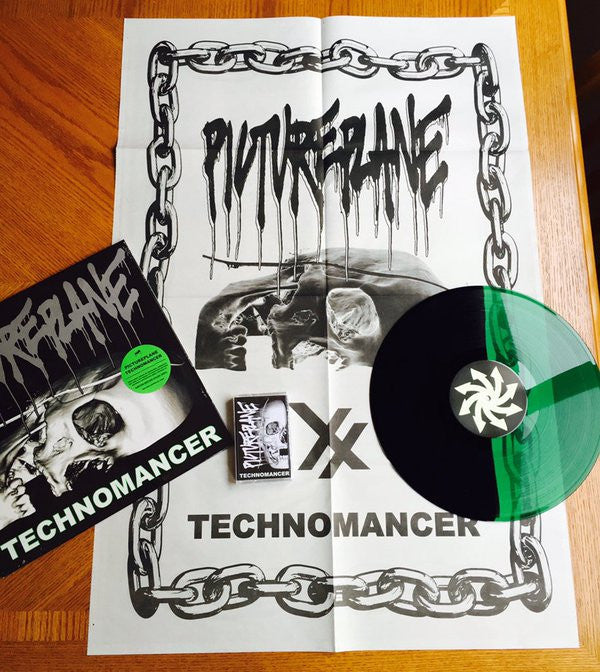 PICTUREPLANE - TECHNOMANCER (LP)