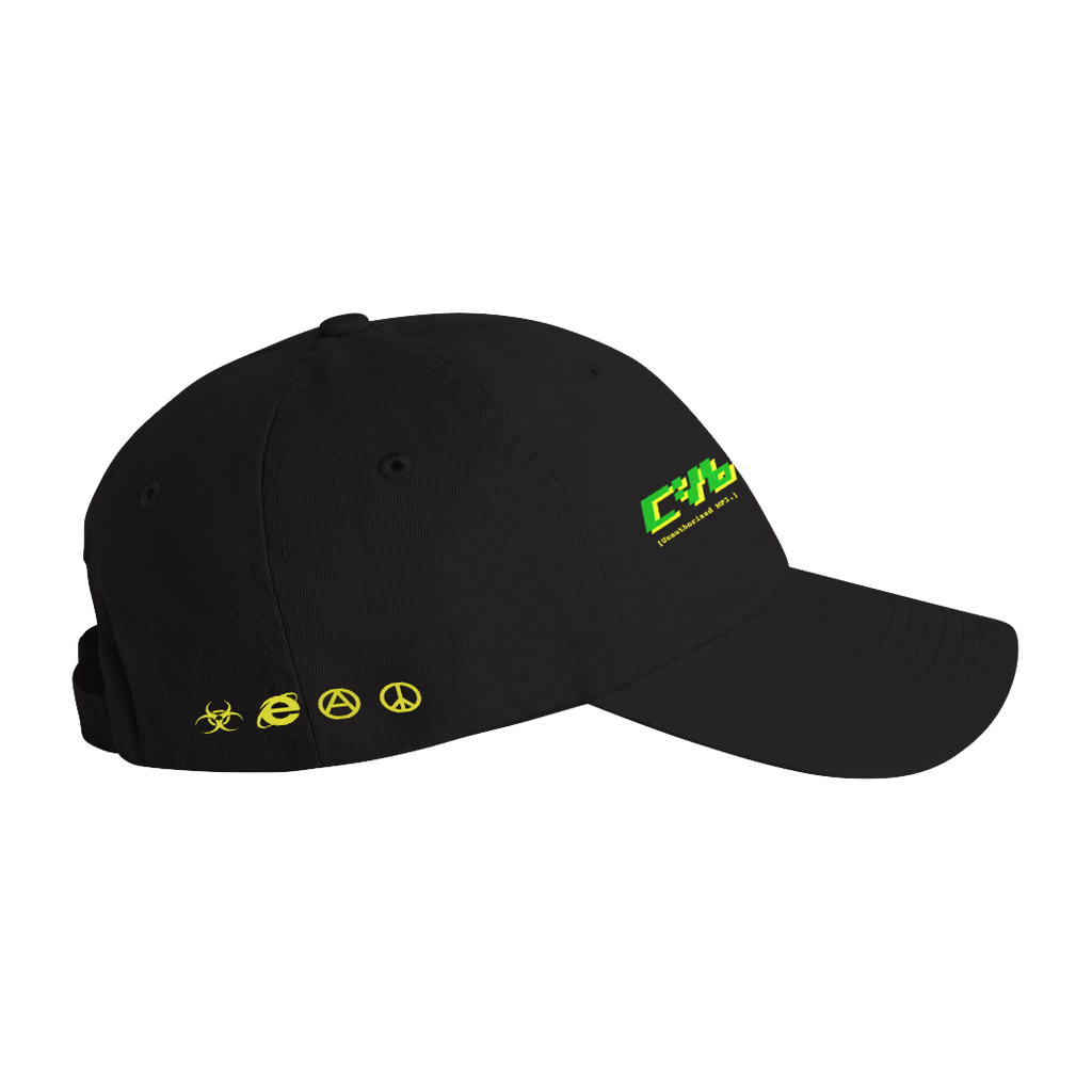 Cyber Cop Hat