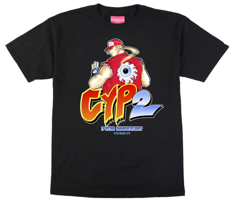 CYP2 Three Year Anniversary Miska Collaboration Tee