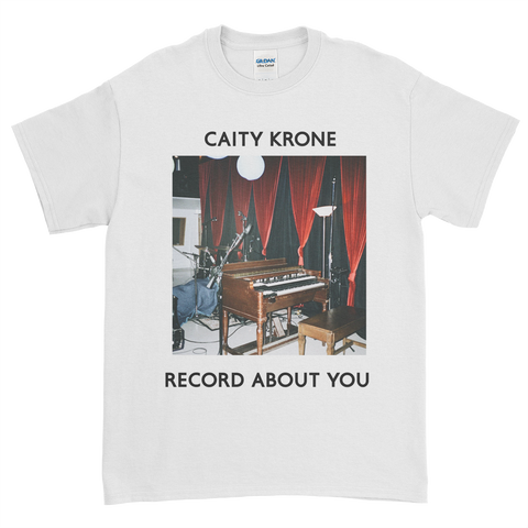 Record About You Tee
