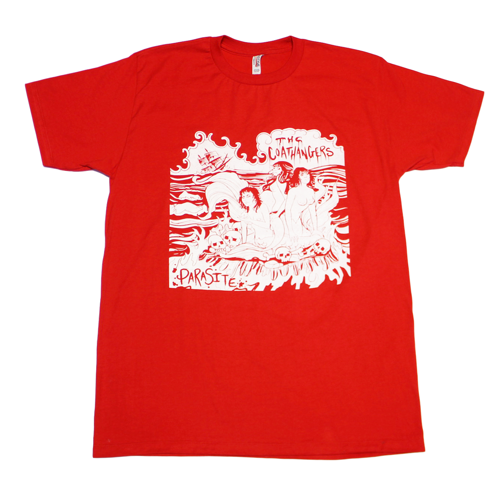 Parasite Tee Red