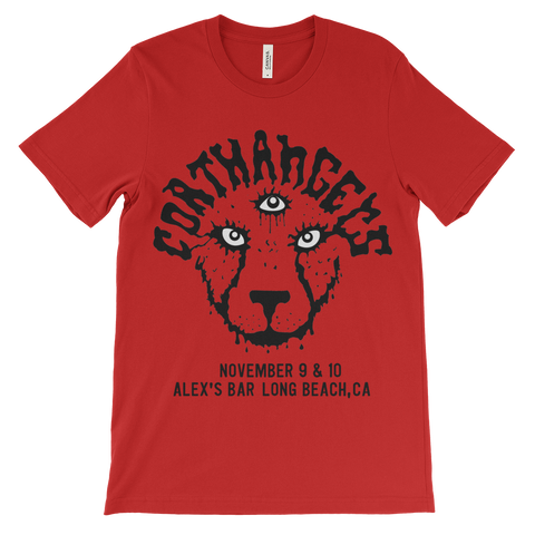 Live from Alex's Bar Women's T-Shirt Red