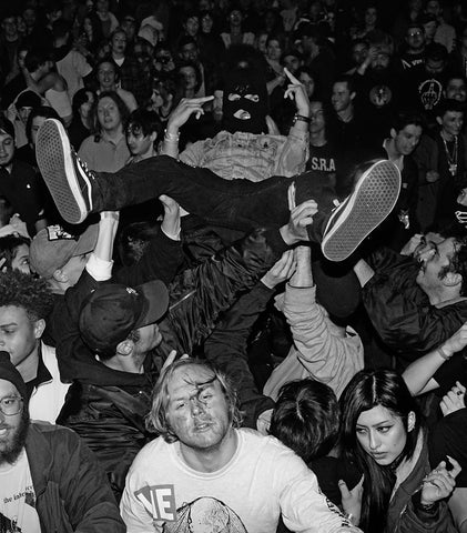 Untitled (Crowd Surf)