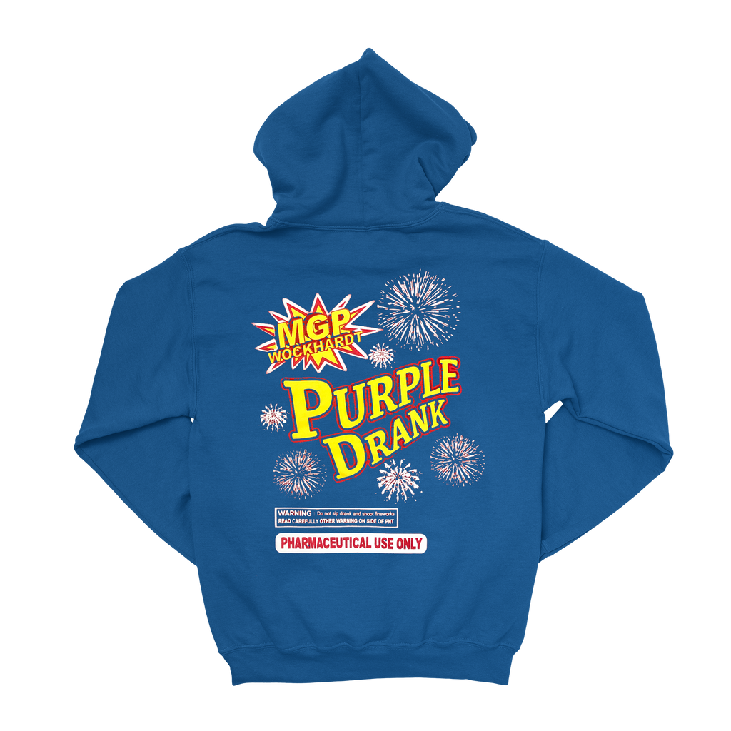 July 4th Cough Syrup Hoodie