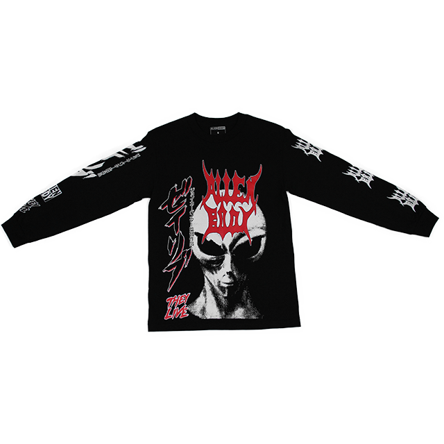 Japanese Death Metal Longsleeve