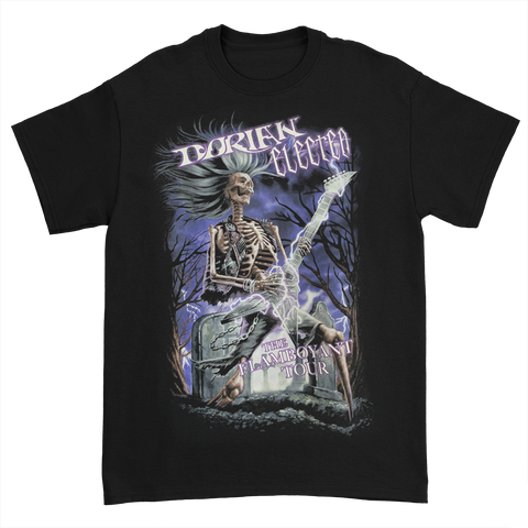 FLAMBOYANT TOUR TEE (LIMITED EDITION)