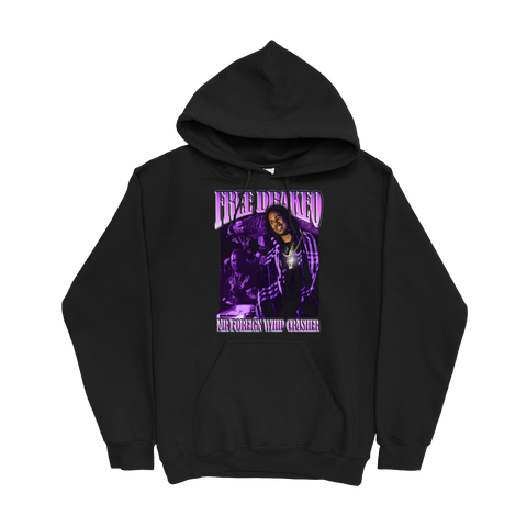 Mr. Foreign Whip Crasher Hoodie